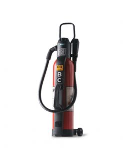 Ceasefire - CO2 Type 4.5 KG - Fire Extinguisher